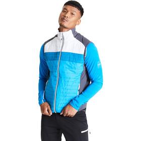 Dare 2b Mountaineer Vest Men methyl blue/ebony grey/white